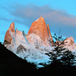 Fitz Roy in the morning